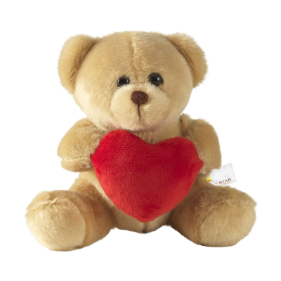 Picture of WITH LOVE BEAR CUDDLY TOY