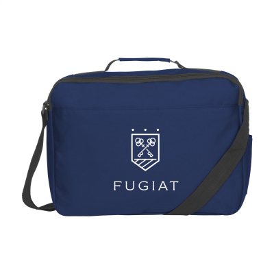 Picture of METRO DOCUMENT BAG in Dark Blue