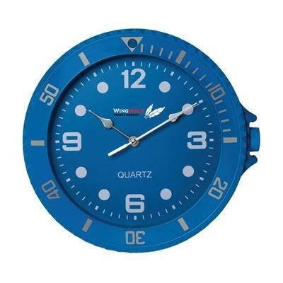 Picture of WATCH-IT WALL CLOCK in Blue