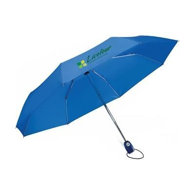 Picture of AUTOMATIC UMBRELLA in Blue