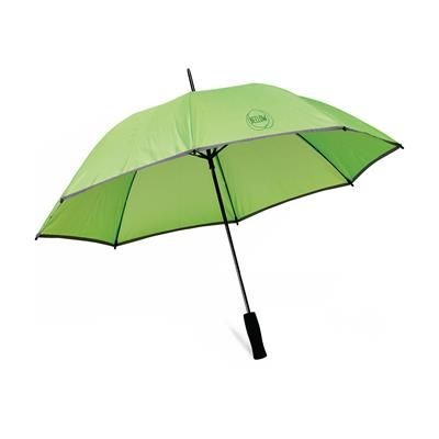 Picture of REFLECT COLOUR STORM UMBRELLA in Lime