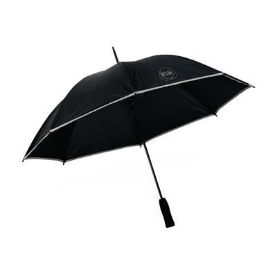 Picture of REFLECT COLOUR STORM UMBRELLA in Black