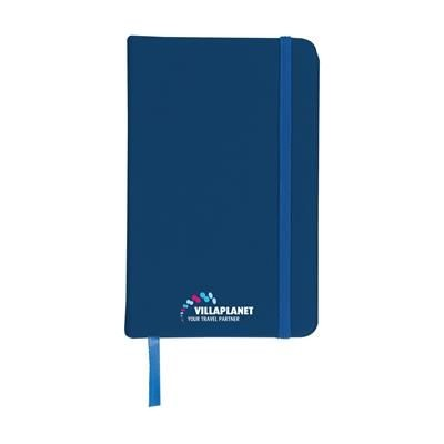 Picture of A6 POCKET NOTE BOOK in Blue