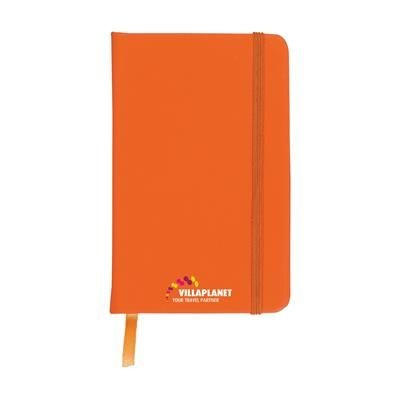 Picture of A6 POCKET NOTE BOOK in Orange