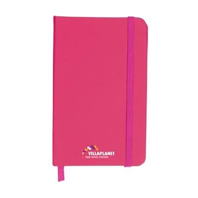 Picture of A6 POCKET NOTE BOOK in Red