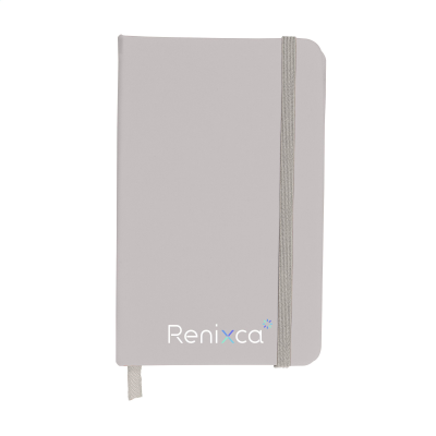 POCKET NOTE BOOK A6 in Silver