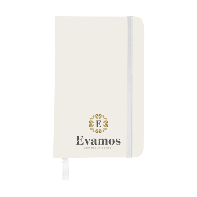 Picture of POCKET NOTE BOOK A6 in White