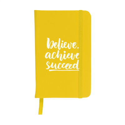 Picture of POCKET NOTE BOOK A6 in Yellow
