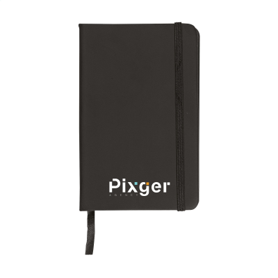 Picture of POCKET NOTE BOOK A6 in Black