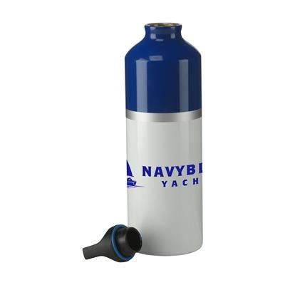 Picture of SILVERLINE WATER BOTTLE in Blue