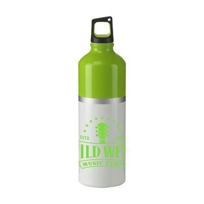 Picture of SILVERLINE WATER BOTTLE in Green