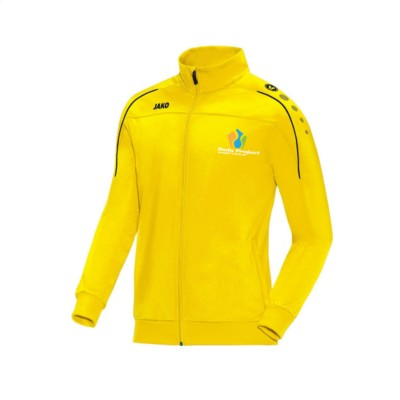 Picture of JAKO® POLYESTER JACKET CLASSICO CHILDRENS in Yellow