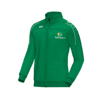 Picture of JAKO® POLYESTER JACKET CLASSICO CHILDRENS in Green