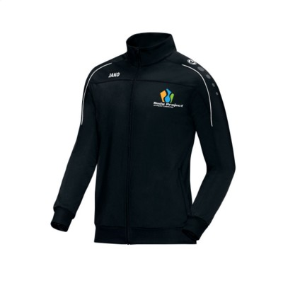 Picture of JAKO® POLYESTER JACKET CLASSICO CHILDRENS in Black