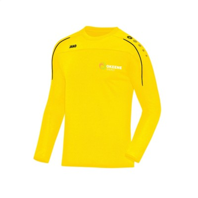 Picture of JAKO® SWEATER CLASSICO CHILDRENS in Yellow