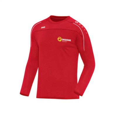 Picture of JAKO® SWEATER CLASSICO CHILDRENS in Red