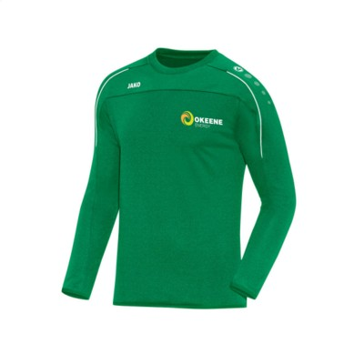 Picture of JAKO® SWEATER CLASSICO CHILDRENS in Green