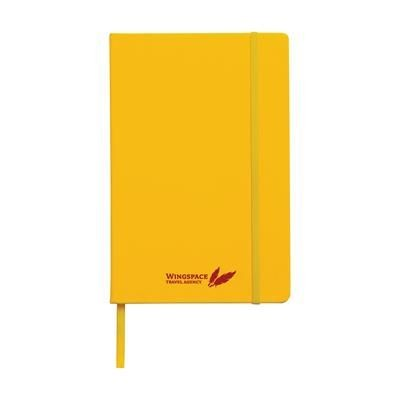 Picture of A5 POCKET NOTE BOOK in Yellow