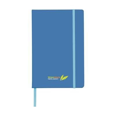 Picture of A5 POCKET NOTE BOOK in Light Blue