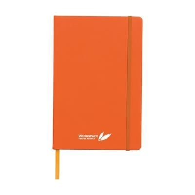 Picture of A5 POCKET NOTE BOOK in Orange