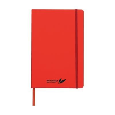 Picture of A5 POCKET NOTE BOOK in Red