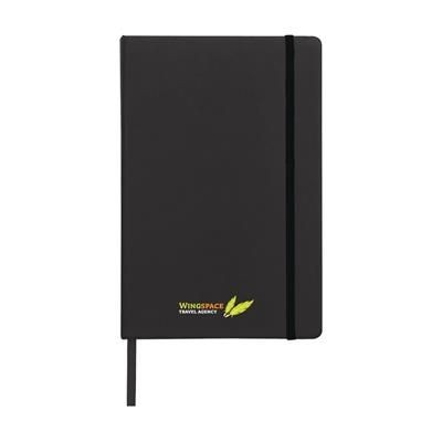 Picture of A5 POCKET NOTE BOOK in Black