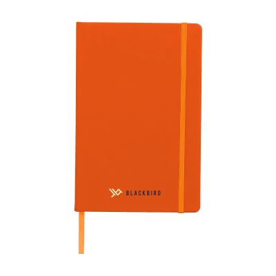 Picture of POCKET NOTE BOOK A5 in Orange