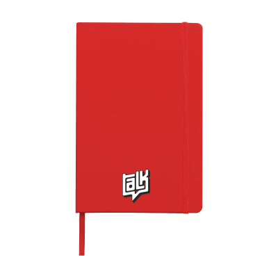 Picture of POCKET NOTE BOOK A5 in Red