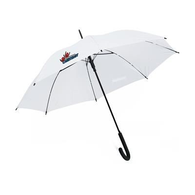 Picture of COLORADO CLASSIC TELESCOPIC UMBRELLA in White
