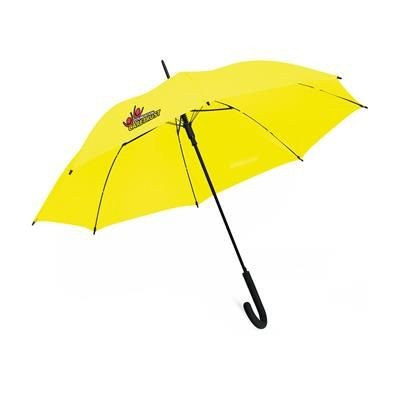 Picture of COLORADO CLASSIC TELESCOPIC UMBRELLA in Yellow