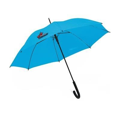 Picture of COLORADO CLASSIC TELESCOPIC UMBRELLA in Light Blue