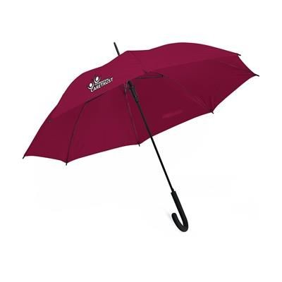 Picture of COLORADO CLASSIC TELESCOPIC UMBRELLA in Burgundy