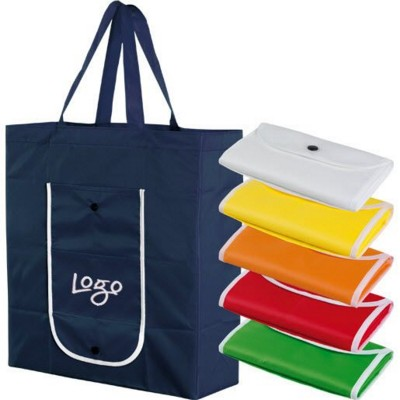 Picture of FOLDING SHOPPER TOTE BAG