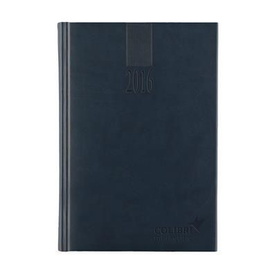 Picture of EURO DIRECT DIARY in Blue