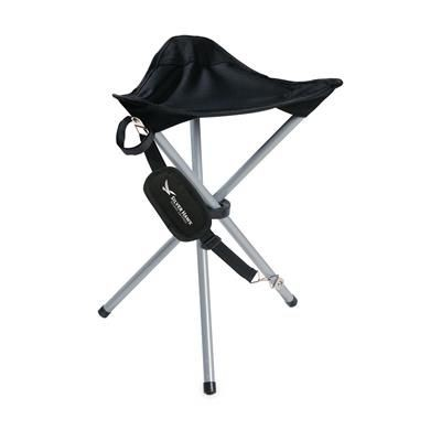 Picture of TRAVEL SIT STOOL CHAIR in Black