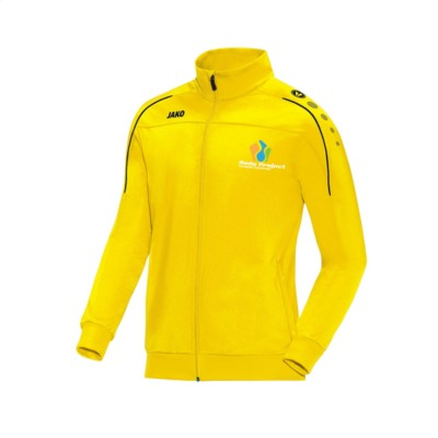 Picture of JAKO® POLYESTER JACKET CLASSICO MENS in Yellow