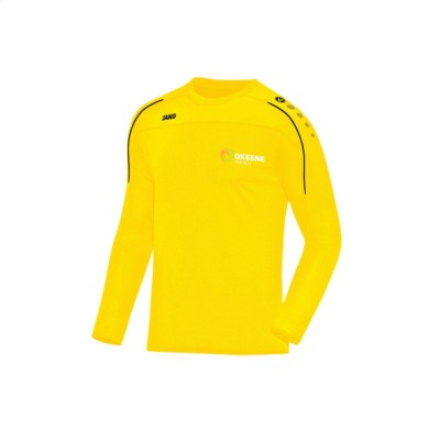 Picture of JAKO® SWEATER CLASSICO MENS in Yellow