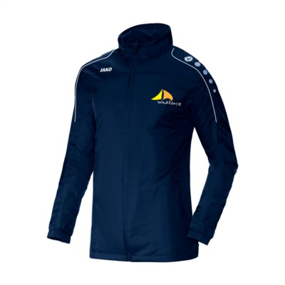 Picture of JAKO® RAINCOAT TEAM MENS in Navy