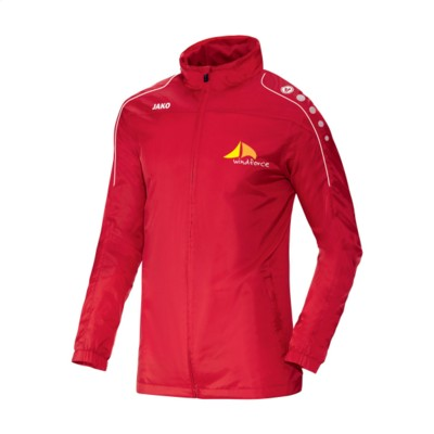 Picture of JAKO® RAINCOAT TEAM MENS in Red