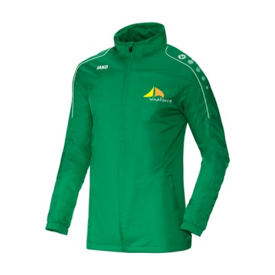 Picture of JAKO® RAINCOAT TEAM MENS in Green