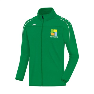 Picture of JAKO® TRAINING JACKET CLASSICO MENS in Green