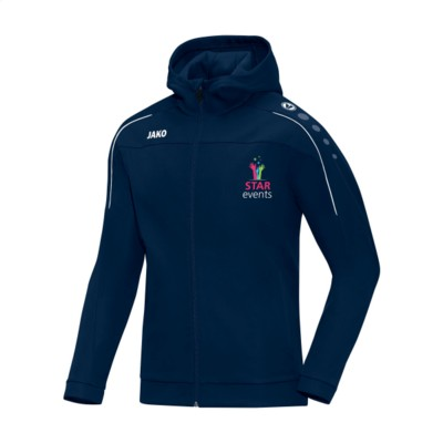 Picture of JAKO® TRAINING JACKET CLASSICO MENS in Navy