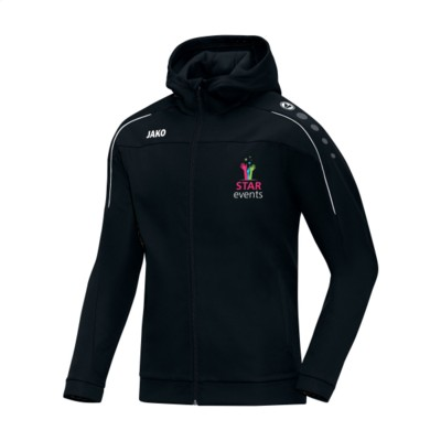 Picture of JAKO® TRAINING JACKET CLASSICO MENS in Black