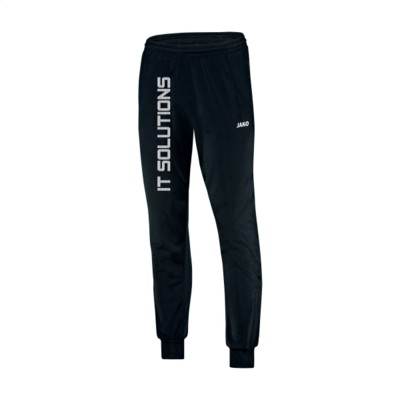 Picture of JAKO® POLYESTER TROUSERS CLASSICO MENS in Black