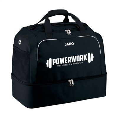 Picture of JAKO® SPORTSBAG CLASSICO SENIOR in Black