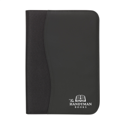 Picture of FIRENZE A4 DOCUMENT FOLDER in Black