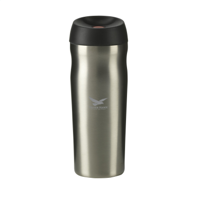 Picture of THERMOBOOST THERMO MUG in Silver