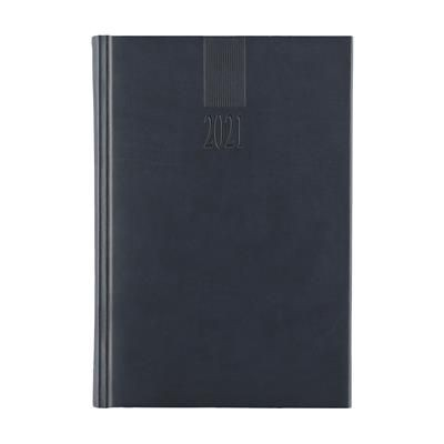 Picture of EUROMAX DIARY 4 LANGUAGES in Blue