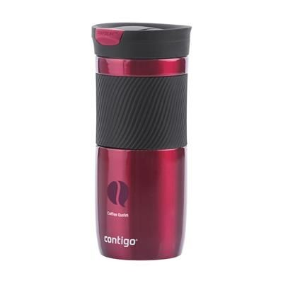 Picture of CONTIGO® BYRON MEDIUM THERMO CUP in Dark Pink