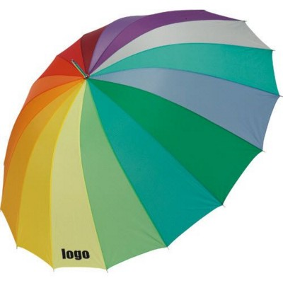 Picture of OLYMPIA STORM PROOF UMBRELLA in Multi Colour